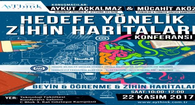 Hedefe Yönelik Zihin Haritaları Konferansı